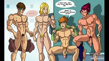 Aganist gay marriage cartoon - Winx porn gay