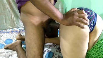 Sluty Indian Wife Seducing Her to be Son in Law Cum In Pussy