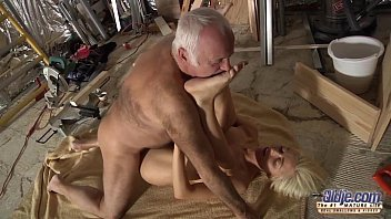 Naked men with erection in bed pictures Horny assistent fucked by old man in old young porn cumshot facial blowjob