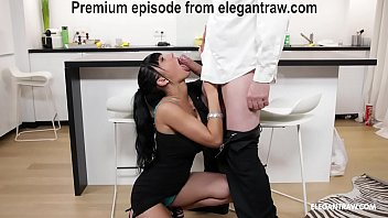Valentina Ricci's insatiable lust for big cocks in her ass - 69VClub.Com