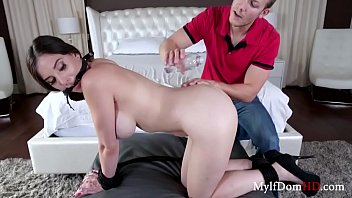 Busty MILF Likes It Rough- Lilian Stone