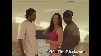 Hot Wife Offered Black Studs By Hubby