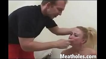 Brandon iron.submissive girl...hard