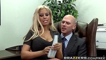 Brazzers - Big Tits at Work -  Boobie Bonus scene starring Bridgette B and Johnny Sins