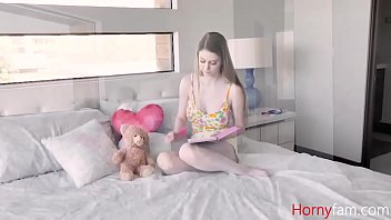 Mom Punishes Daughter And Makes Son Fuck Her- Bunny Colby