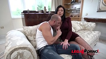 Endless ass licking & butt fucking packed anal action with hot Inna Innaki GP853