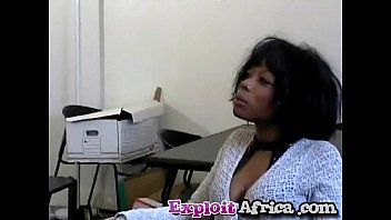 Mature babe black Milf black babe hairy pussy fucked hard by younger stud