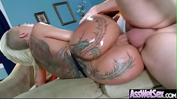 Fuck bubble butt Anal sex scene with hot big butt oiled girl bella bellz video-09