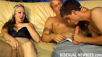 Gay bi curious - I promise your first bisexual threesome will be amazing