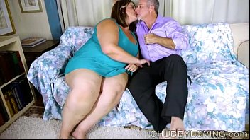 Big beautiful busty BBW is a very hot fuck
