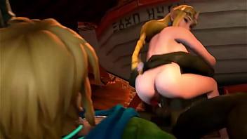 Link and zelda naked Ganondorf/zelda