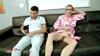 Cory Chase in Controlling my Mom to make love to Me and swallow my cum - 69VClub.Com