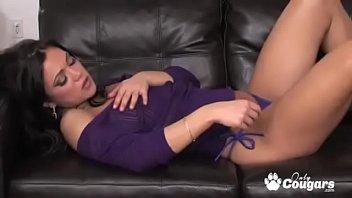 Alyssa Reece Spreads Her Asshole Open