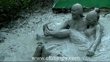 Nude mud day - Mpv - star and ludella put feet first