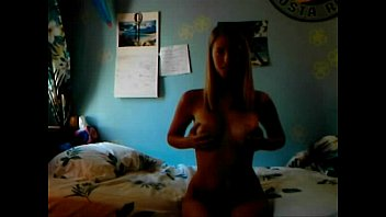 Hot Pretty Teen Flying Solo Video for BF