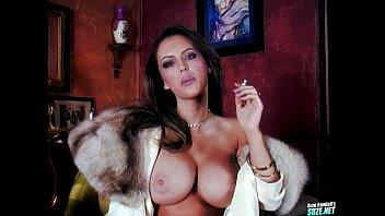 Garment fur hood fetish Jenna-presley-smoking-fetish