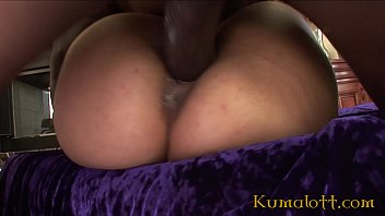 Kumalott - Big Butt Big Tits Latina Teen Gets BBC