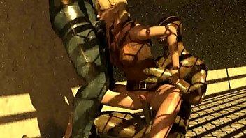 Resident Evil - Ashley Devoured By Monsters