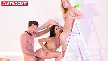 Teen designers Vip sex vault - design artist seduced and fucked by clients