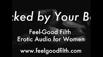 Big Cock Boss Eats Your Ass & Fucks Your Cunt (feelgoodfilth.com - Erotic Audio for Women)