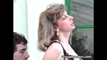 Amateur Group Sex With Hot Blonde