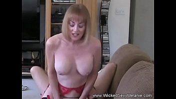 Amateur GILF Loves New Cock