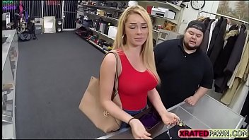 Damn big tits Skyla gets her pussy fucked for a lot of money