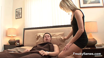 Really Horny private Lolita missed action very heavily then a big hard on pounde