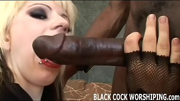 I need to have his big black cock inside me now