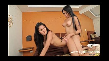 Photos of shemales fucking other girls Two young beautiful shemales suck and fuck each other www.tgirltubez.com