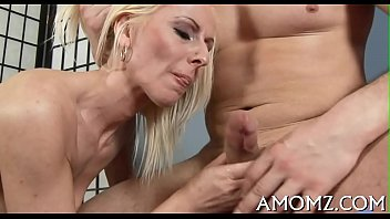 Free hot dirty milf babes Older babe bounces on one-eyed monster