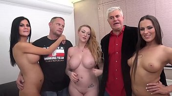 Epic orgy with jasmin jae, mea melone and harmony reign