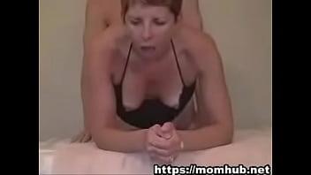 Step mom enjoys first anal sex (Full: https://momhub.net)