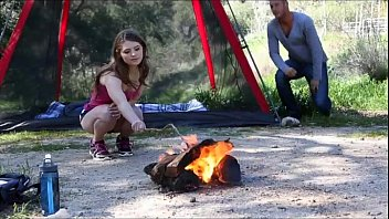 Camp computer summer teen Fantasyhd young girl camping sex