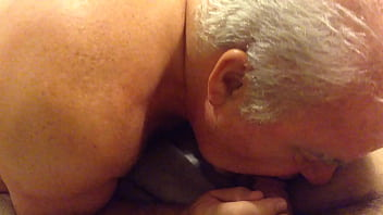 Old gay seniors galleries Senior man sucking a cock