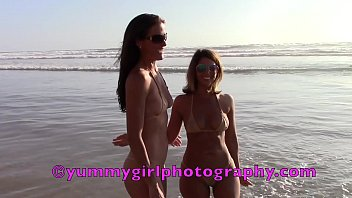 Largest bikini shoot Yummygirl beach shoot1