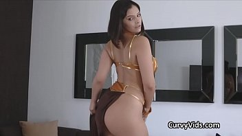 Teen appearance forum - Curvy leia appears on a hard dick