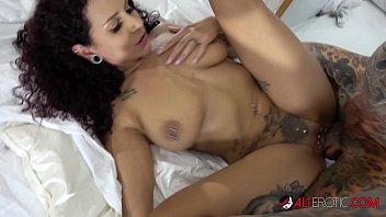 Mara Martinez Wet Pierced Pussy Eaten And Fucked