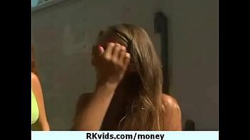 Every girl need money - hard sex 21
