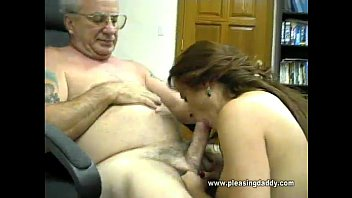Teenage girl fucking old man galleries Slut auditions for old pervert
