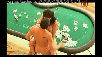 Griselda Sanchez De GH.Coito Sobre La Mesa Del Casino
