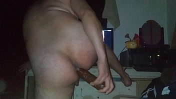 anal dildo masturbation