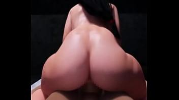 Tifa Lockhart Sex video