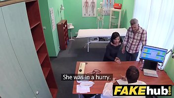 Fake Hospital Czech doctor cums over horny cheating wifes tight pussy pornhub video