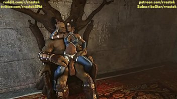Adult 3d animations Kitana and goro 3d porn lovers