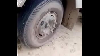 Truck driver shinda