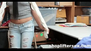 Best Friends Caught Shoplifting Fuck For  freedom  |shopliftersex.com