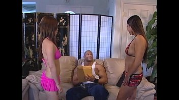Fucking man muscle Muscle man fucks two hot asian sluts