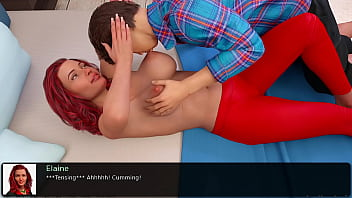 Where The Heart Is: Chapter 65 - Unique Yoga Pose For Elaine