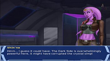 Star Wars Orange Trainer Part 51 cosplay bang hot xxx alien girls sith